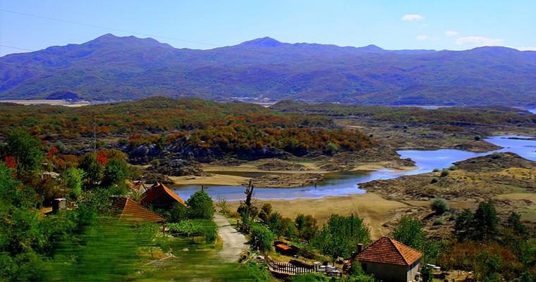 Озеро Slansko, Никшич, Черногория