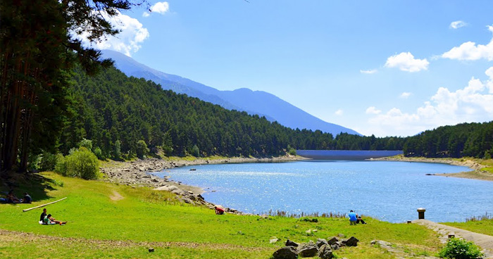 Озеро Энголастерс, Андорра