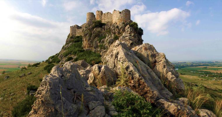 Крепость Левонклак, 12 13 век, построена армянским царем Львом II.