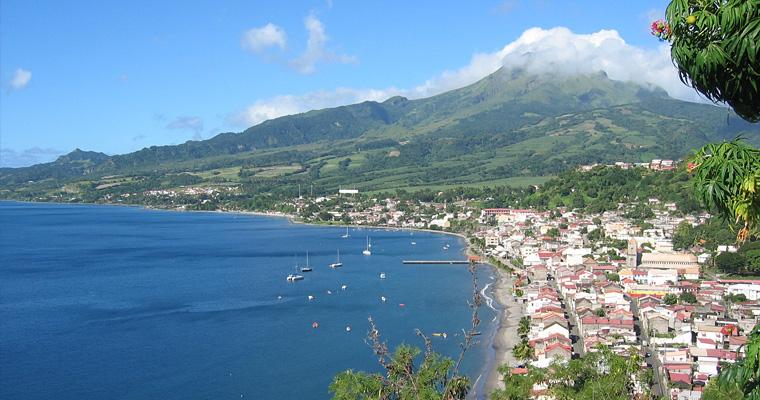Сен-Пьер и горы Пеле, Мартиника