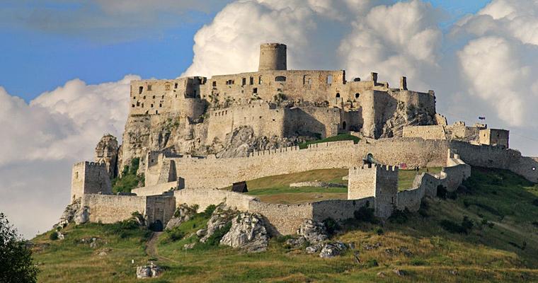 Замок Спиш, Спишский Град, Словакия