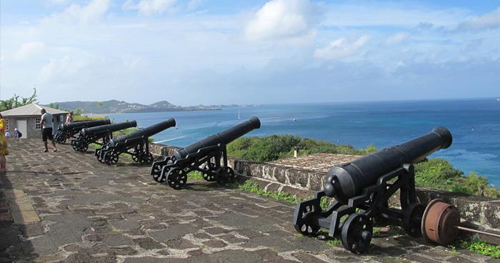 Форт-Джордж, Гренада