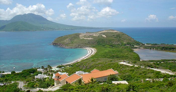 Остров Невис