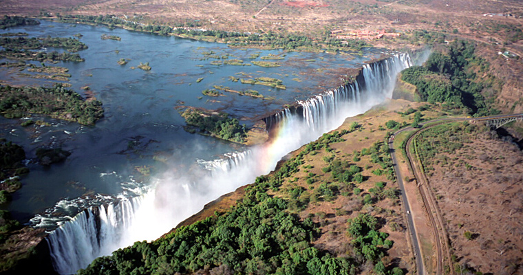 Водопад Виктория, ЮАР