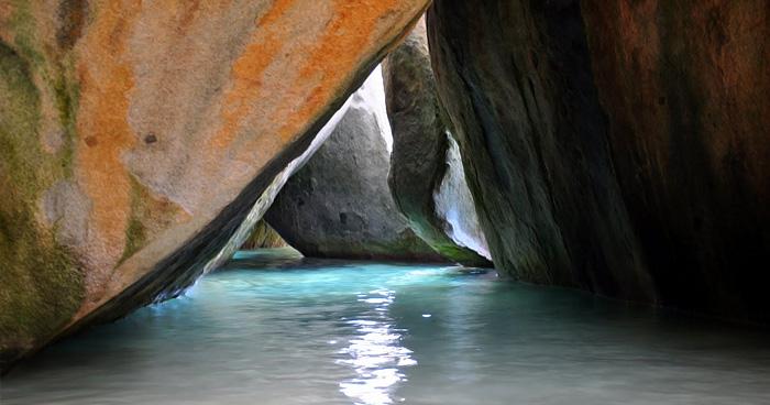 Ванны, остров Верджин-Горда, Британские Виргинские острова