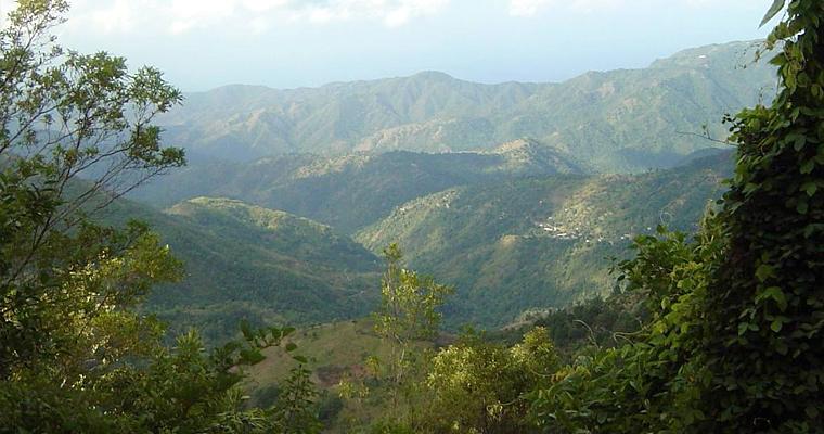 Природа, Ямайка
