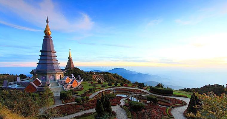 Национальный парк Дойинтанон, Таиланд