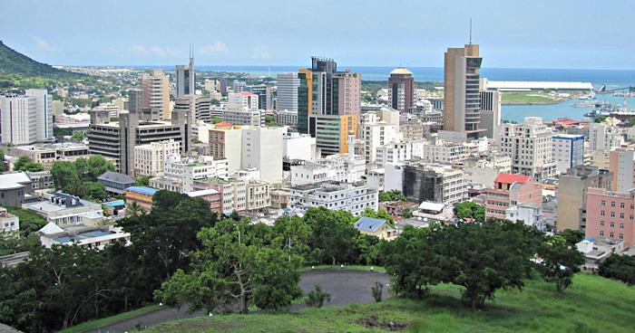 Порт-Луи, Маврикий