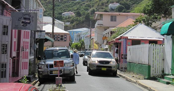 Род-Таун, Тортола, Британские Виргинские острова