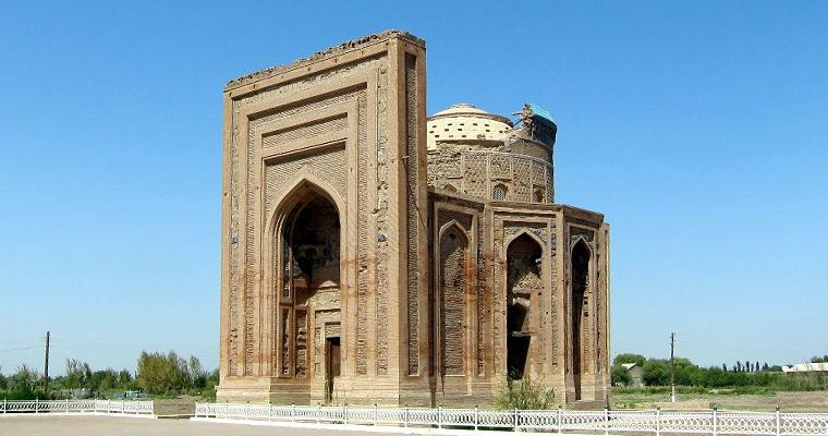 Кёнеургенч, Туркменистан