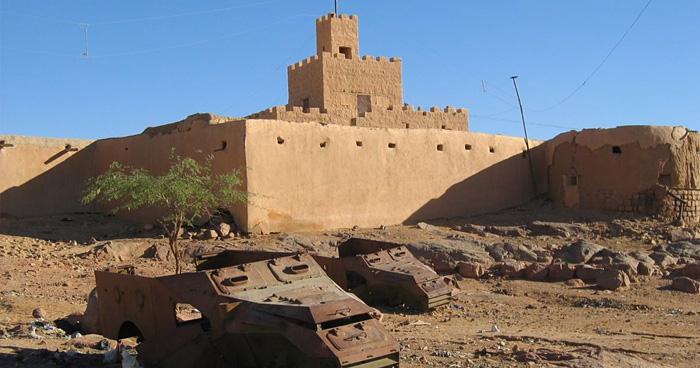 Форт Кидал, Мали