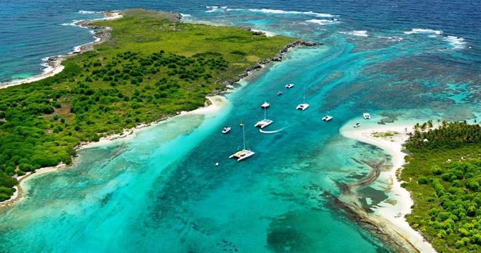 Острова Бас-Тер и Гранд-Тер, Гваделупа