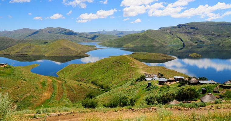 Mohale Dam, Лесото