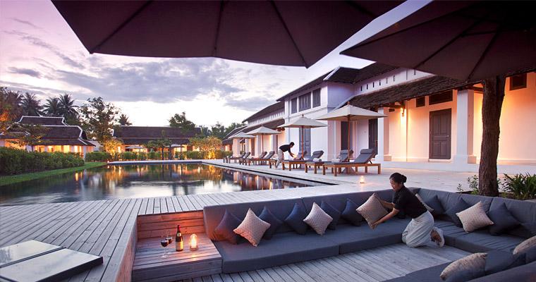 Отель — Hotel de la Paix LP Laos