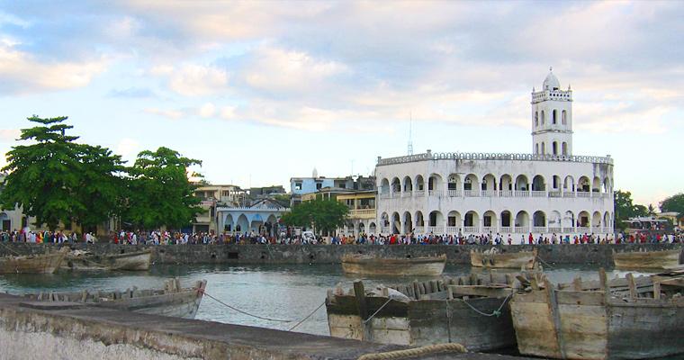 Морони, Коморские Острова
