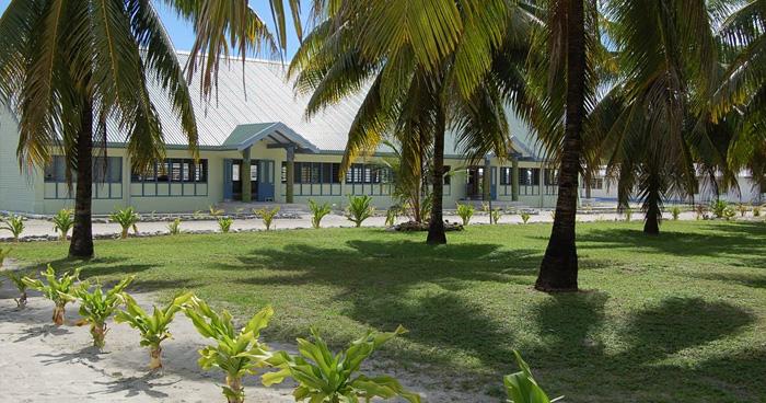 Церковь, Ваитупу, Тувалу