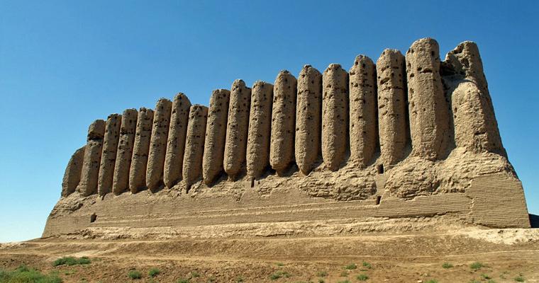 Руины Мерва, Туркменистан