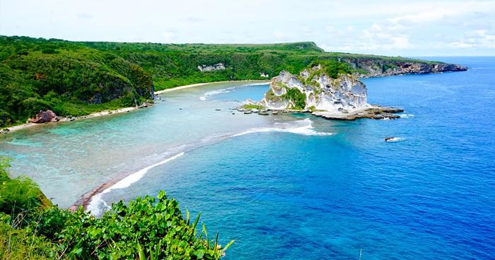 Птичий остров, Северные Марианские острова