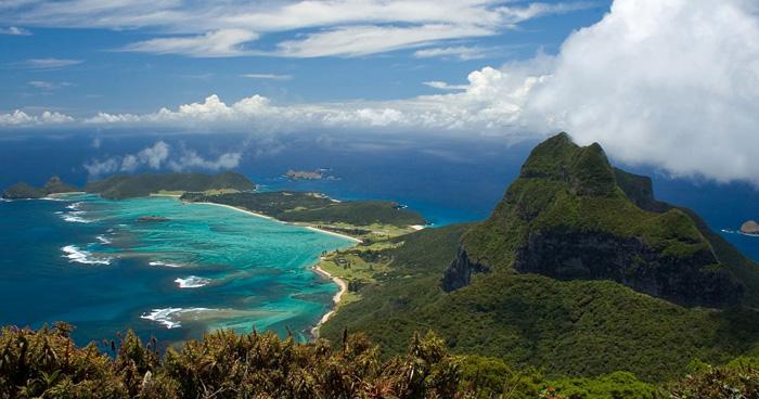 Остров Лорд-Хове, Палау