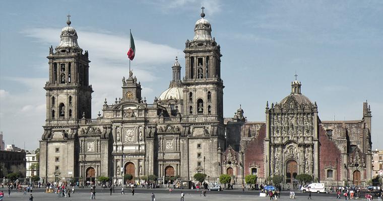 Кафедральный собор, Мехико, Мексика