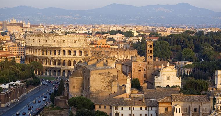 Рим, Италия
