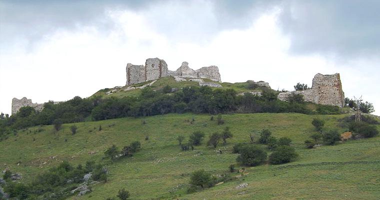 Замок Ново Брдо, Косово