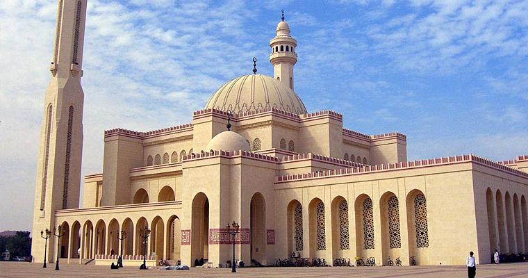 Большая Мечеть, Бахрейн