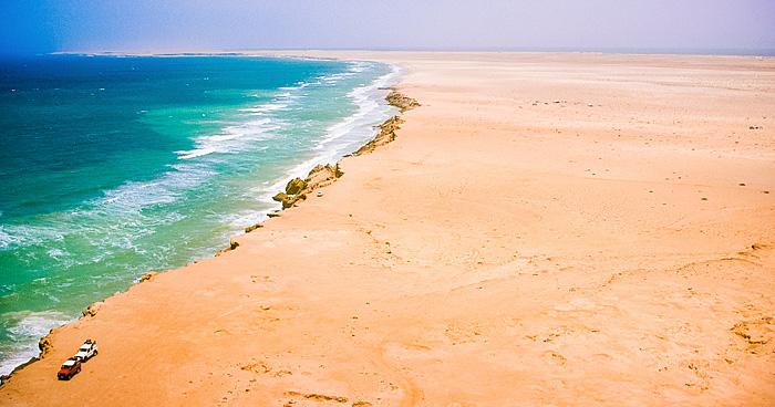 Дахла в Западной Сахаре