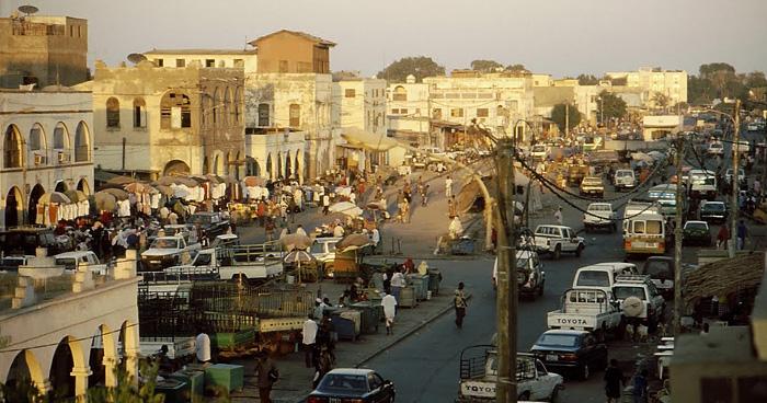Столица Джибути