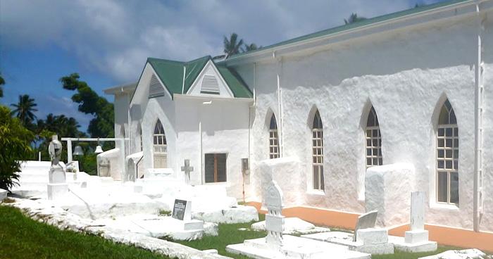 Церковь в Аитутаки, Острова Кука