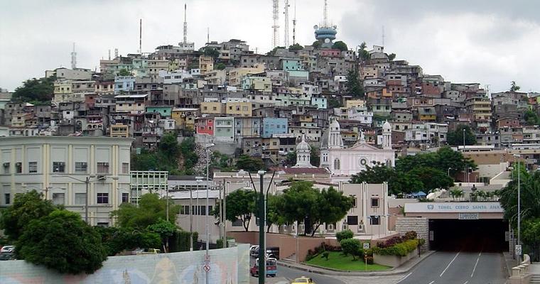 Гуаякиль, Эквадор