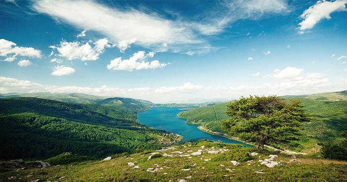 Озеро Маврово, Македония