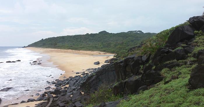 Побережье, Либерия