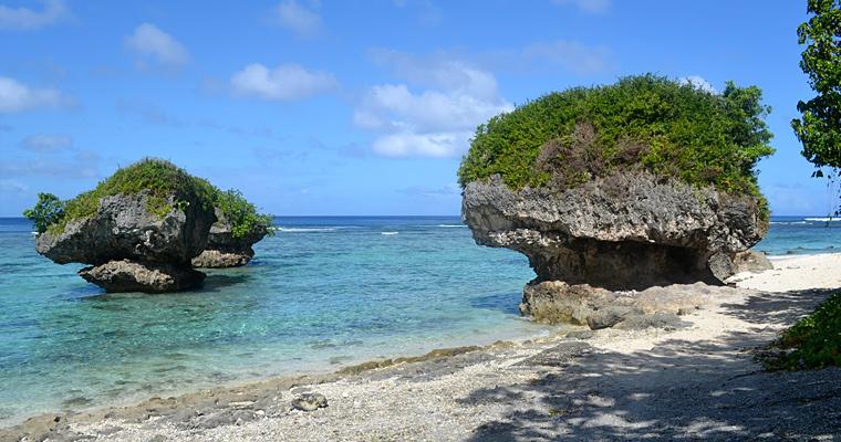 Пляж, Гуам