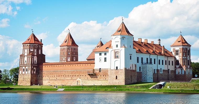 Мирский замок, Беларусь