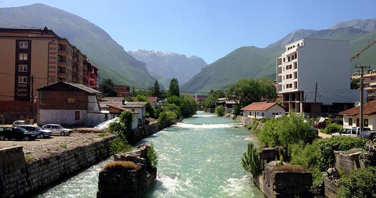 Регион Peja, Косово