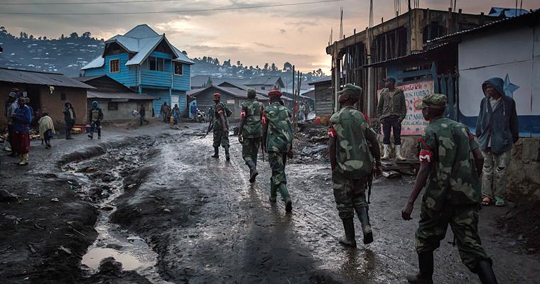 Северная Киву, Конго