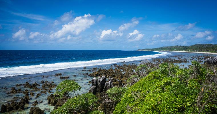 Побережье, Науру