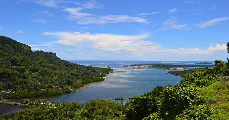 Pohnpei, Микронезия