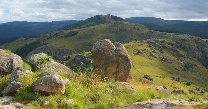 Скалы, Свазиленд