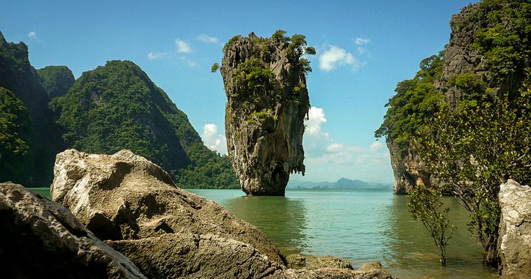 Остров Ko Tapu, Таиланд