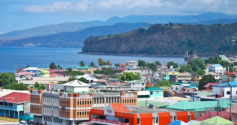 Столица Розо, Доминика
