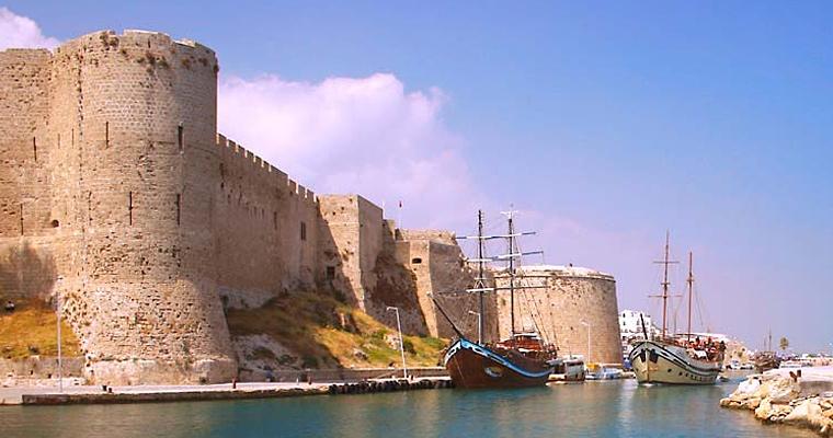 Замок Гирне, Кипр