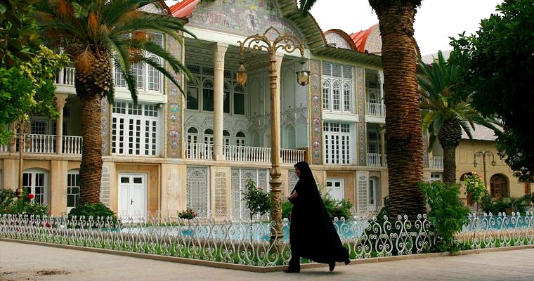 Мешxед, Иран