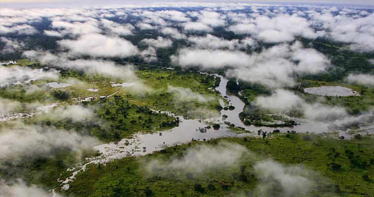 Гарамба, Демократическая Республика Конго