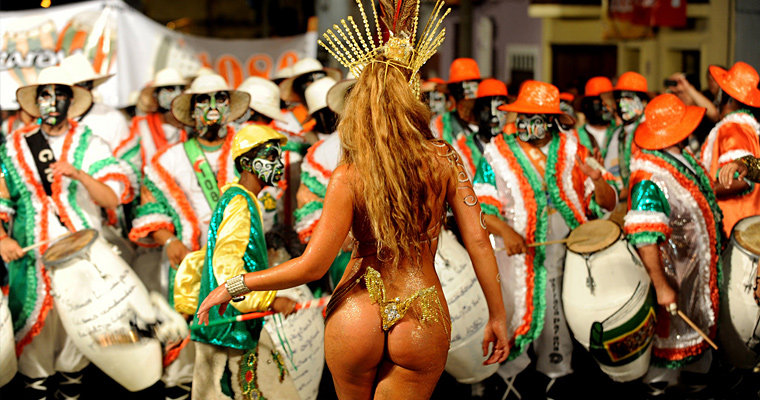 Карнавал, Рио-де-Жанейро, Бразилия