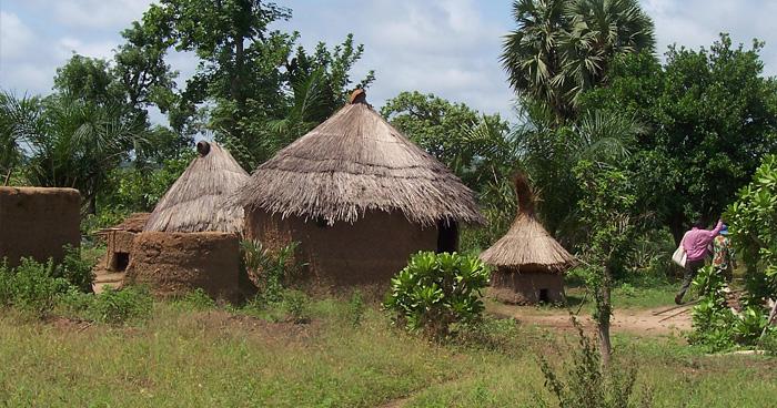 Деревня, Того