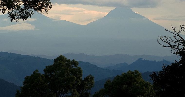Горы Вирунга, Республика Конго