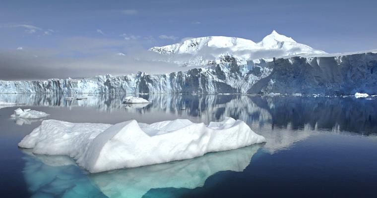 Ледник Бранта, Антарктида