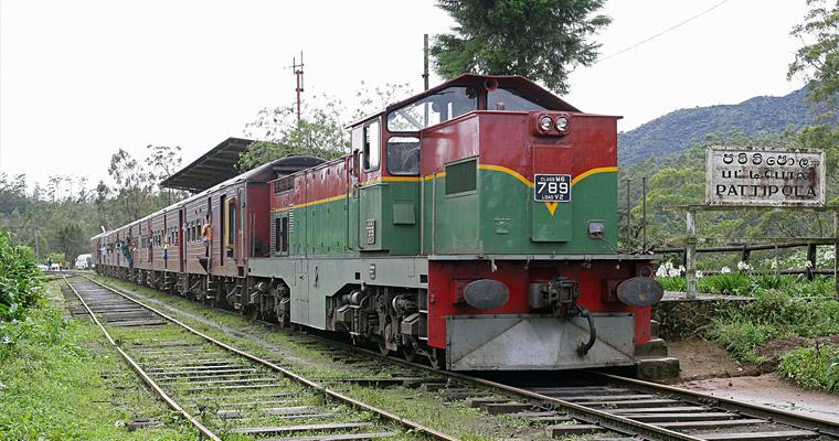 Поезд является наиболее подходящим видом транспорта.